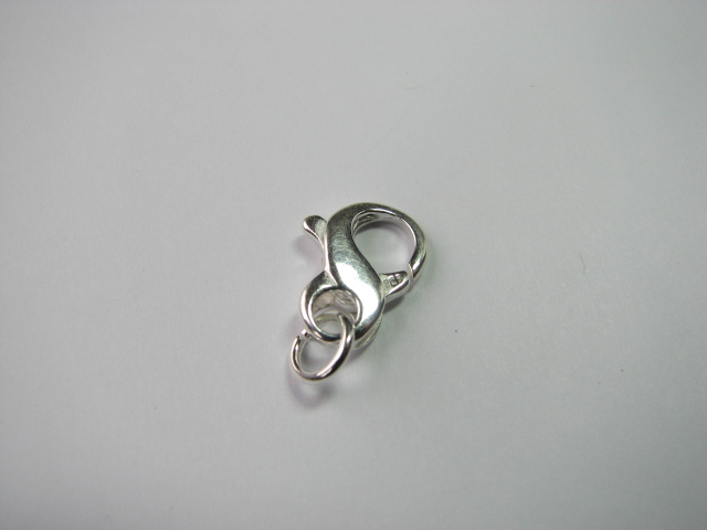 26 S. S. Figure 8 Lobster Clasp 13 mm