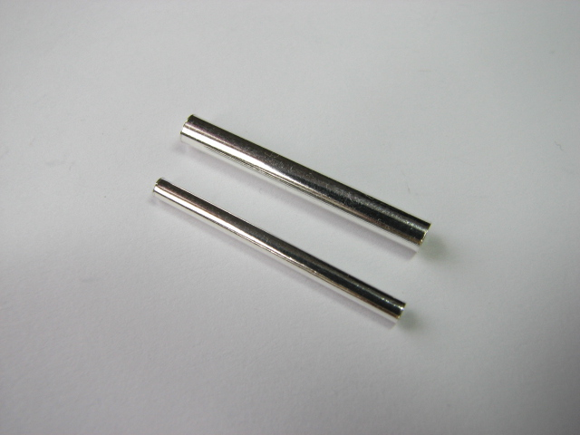12 S. S. Straight Tube 2 x 25mm