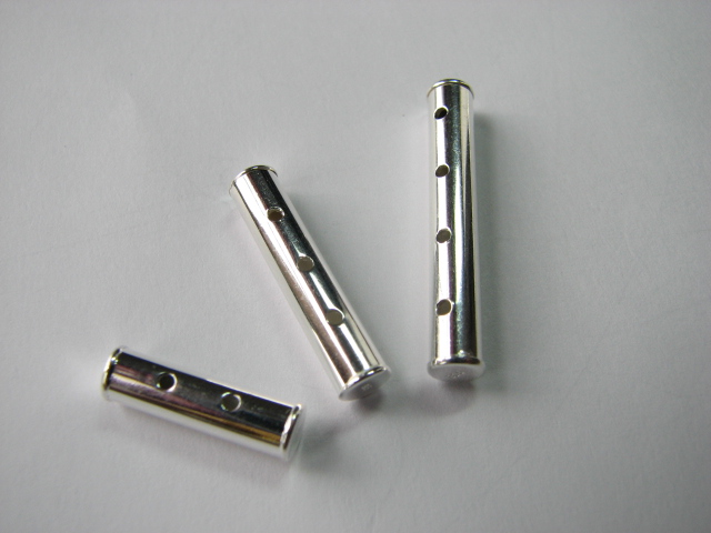 13 S. S. Divider Bar Round Tube 4 Strand 4 mm