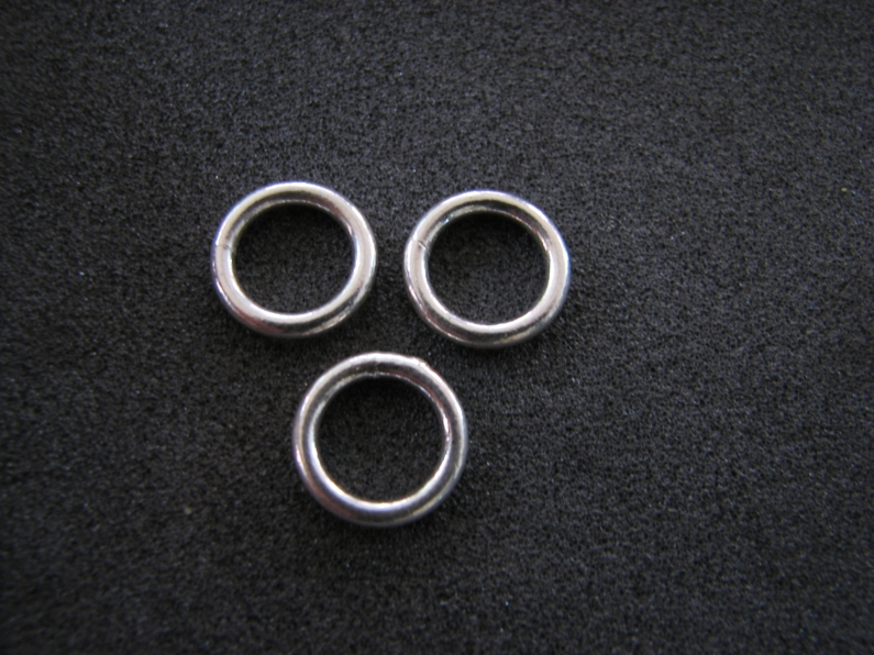 RNG 11 PW Soldered Ring Thick