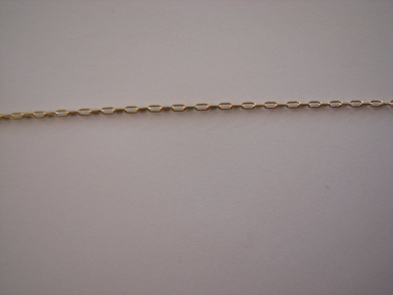 7 Drawn Cable Chain Thin 3R