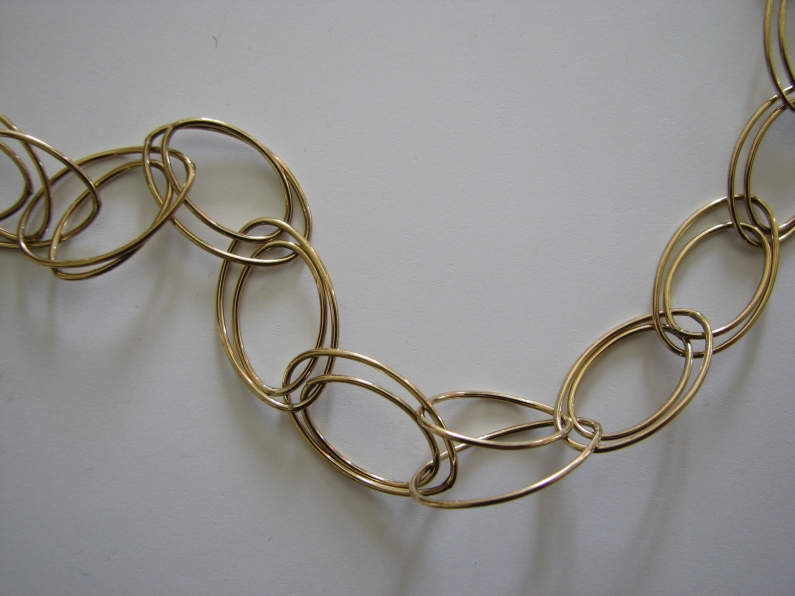59 Round Wire Double Oval Link 30R